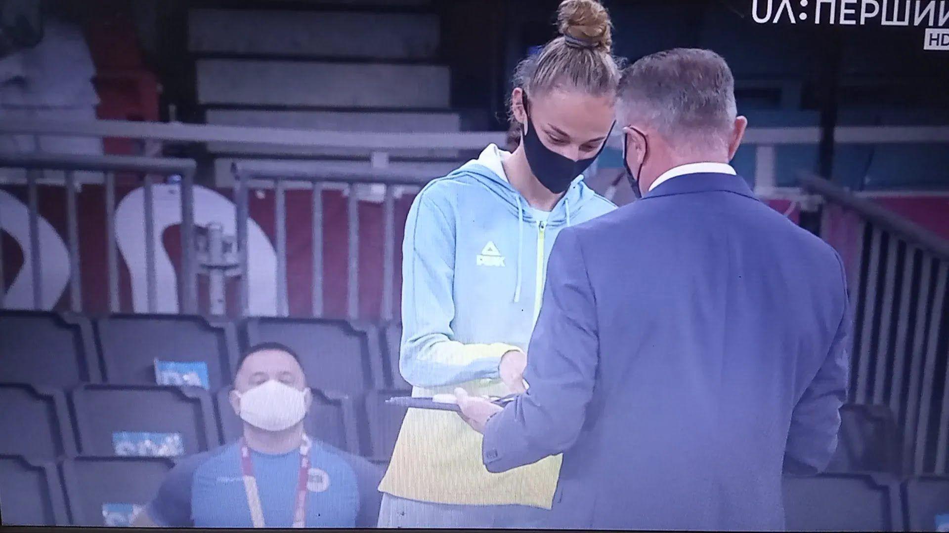 """Дарина Білодід здобула """"бронзу"""""""