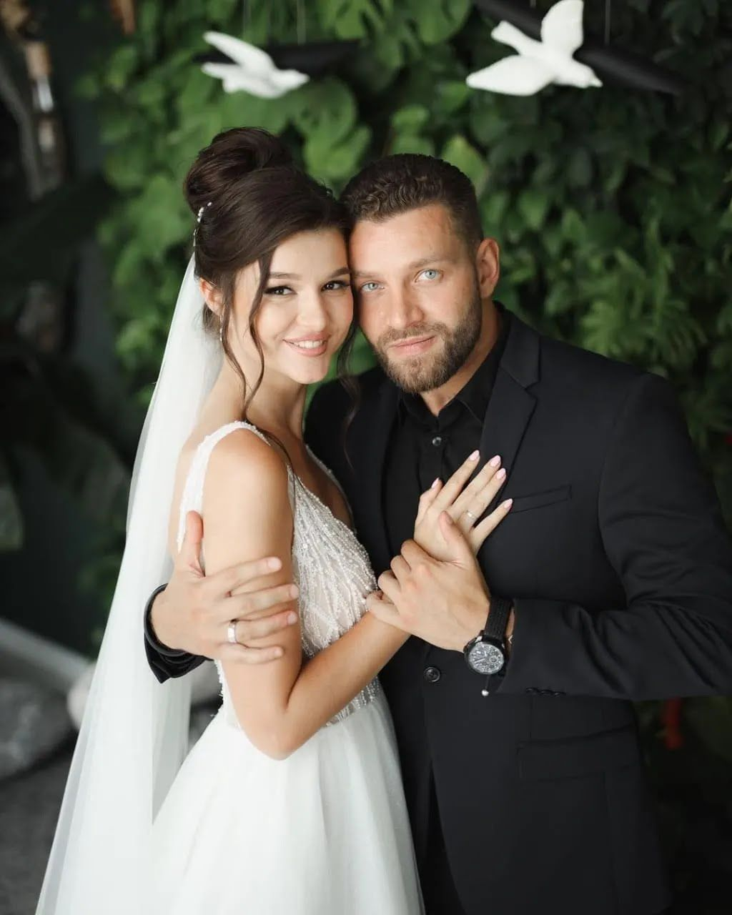 Юлія Бельченко та Богдан Юсипчук.