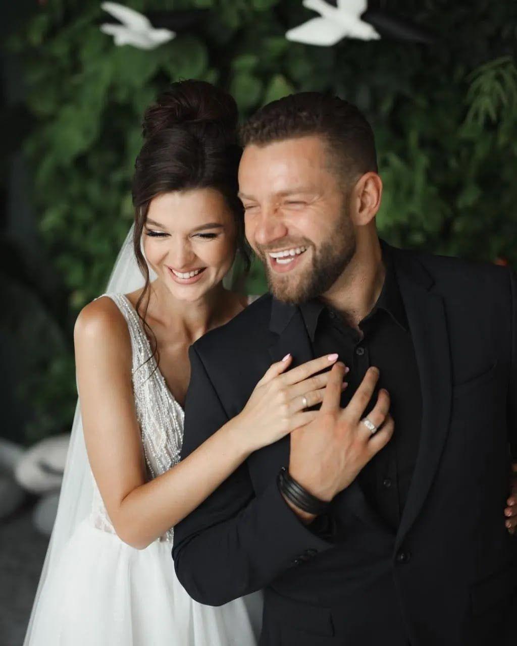 Юлія Бельченко та Богдан Юсипчук одружилися.