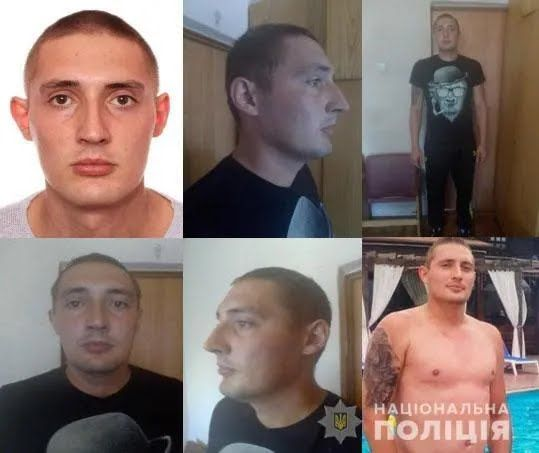 Алексей Белоусов – эти фото распространила полиция, чтобы найти подозреваемого в убийстве