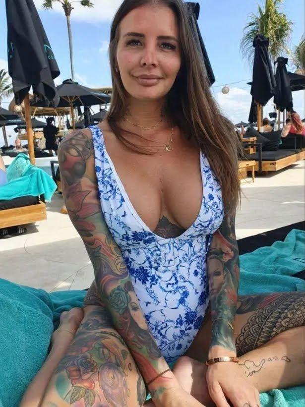 30-летняя австралийка Эвелин Миллер