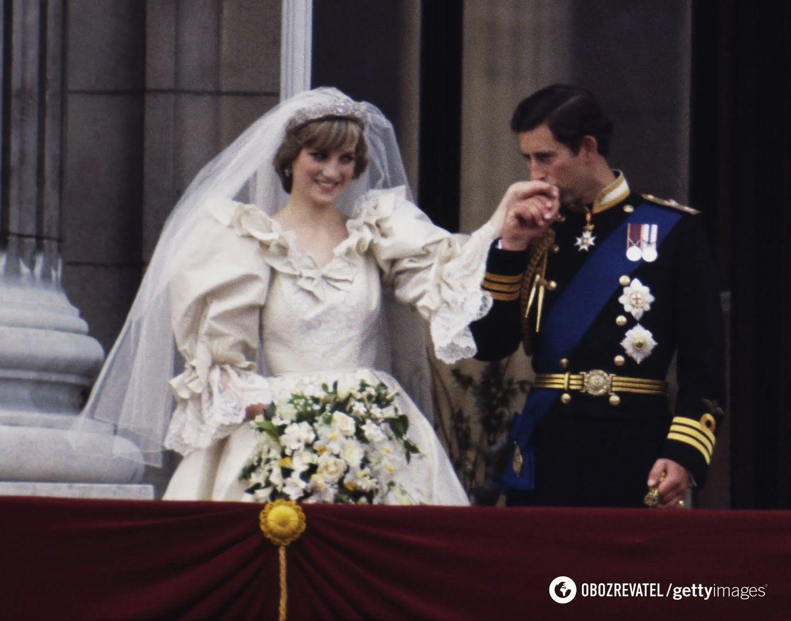 Весілля леді Ді та принца Чарльза