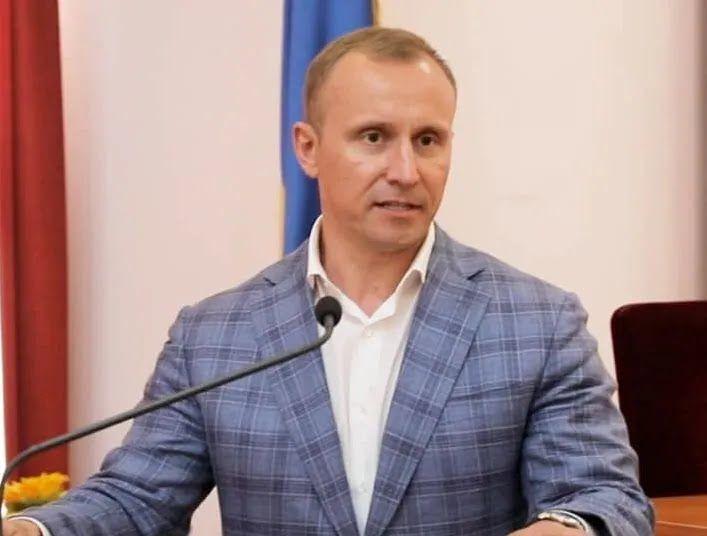 Начальник поліції Київської області Андрій Нєбитов