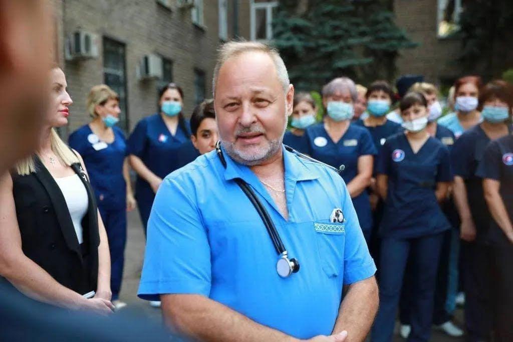 Лікар Акімов заявив, що медики отримали гроші