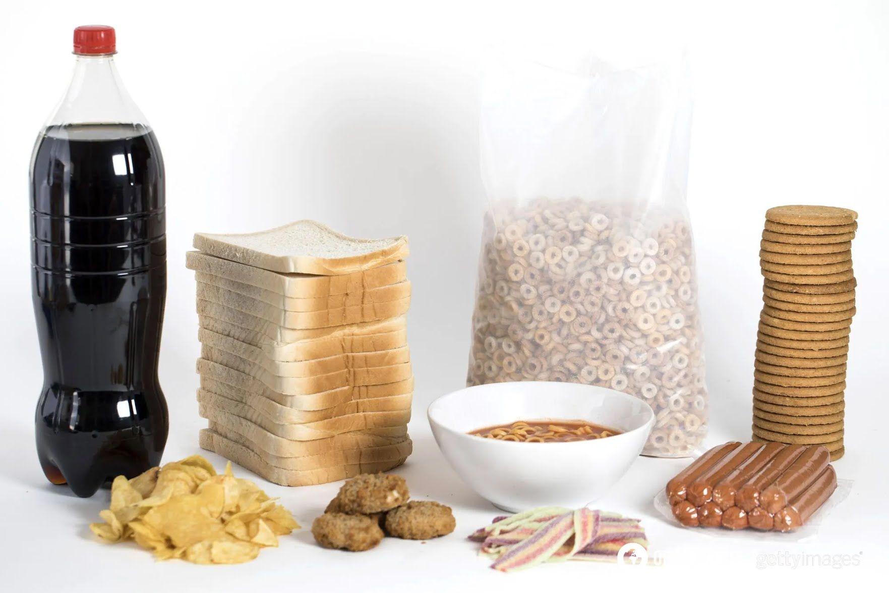 Ультрапастеризованные продукты