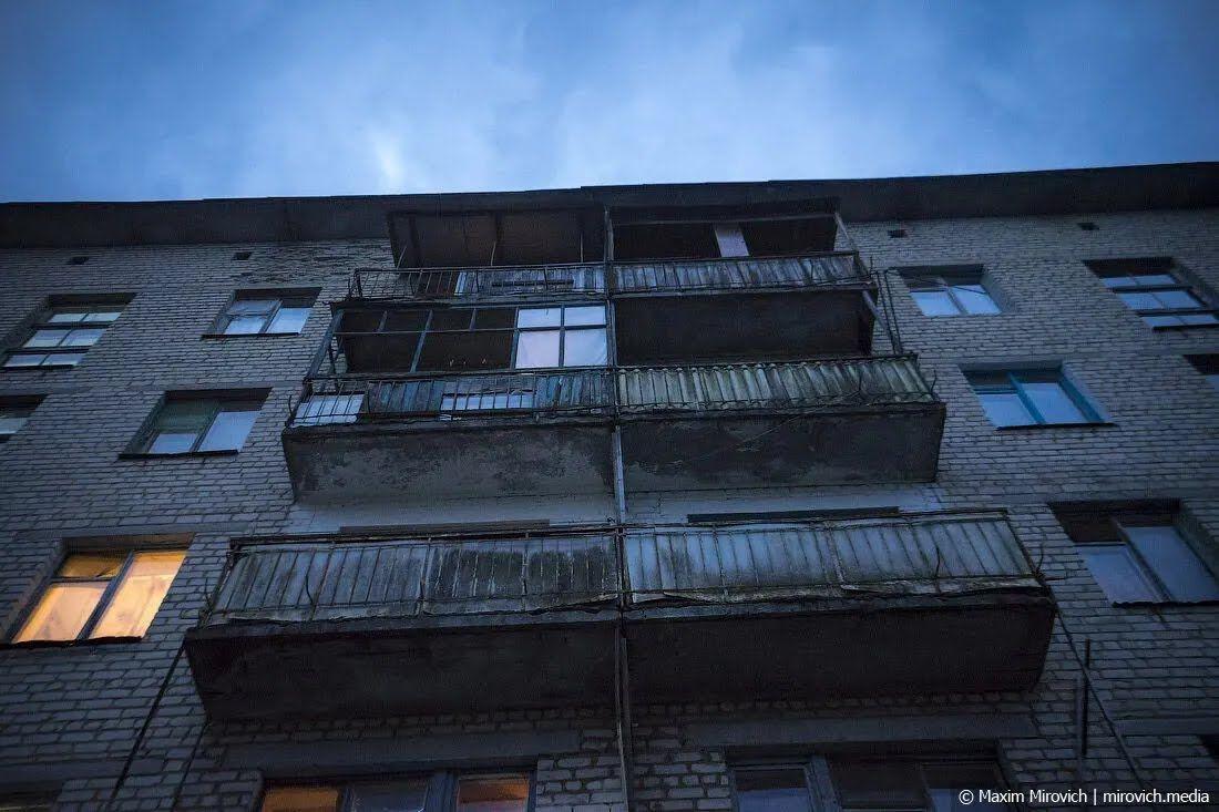 Чорнобильський гуртожиток