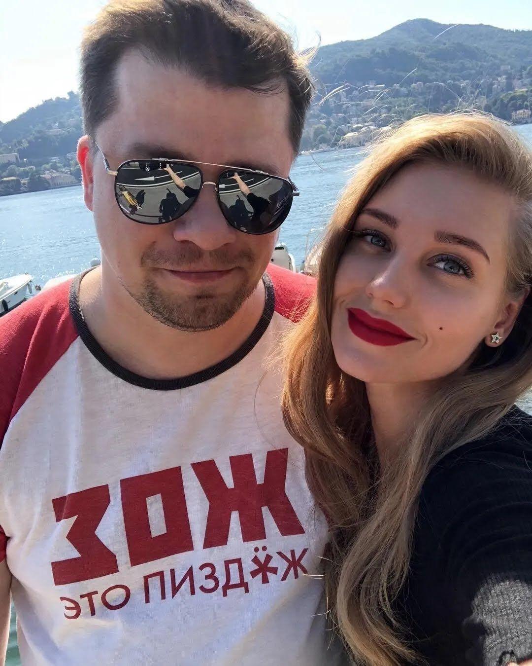 Христина Асмус була одружена з шоуменом Гаріком Харламовим