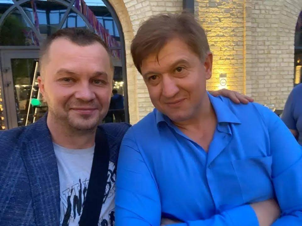 Милованов і Данилюк