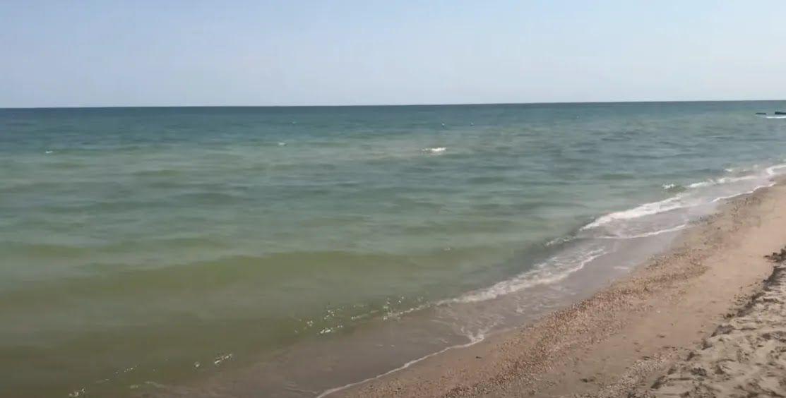 Кирилівка радує туристів чистими пляжами