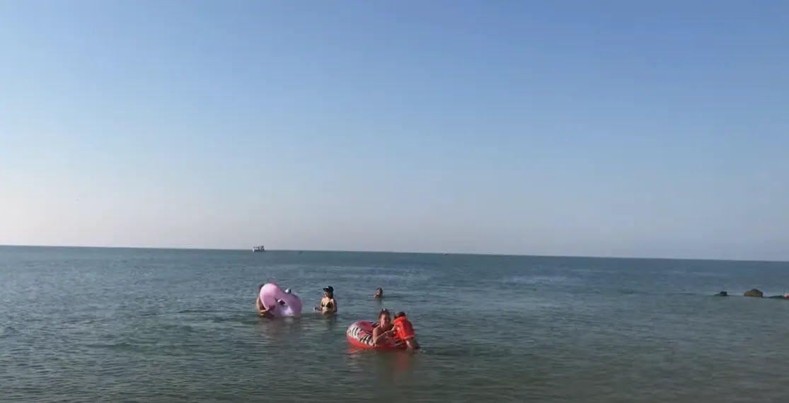 У Кирилівці море без медуз