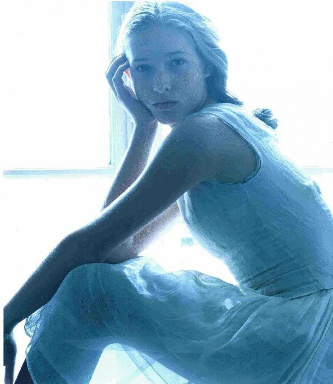 Катя Осадча працювала моделлю в юному віці