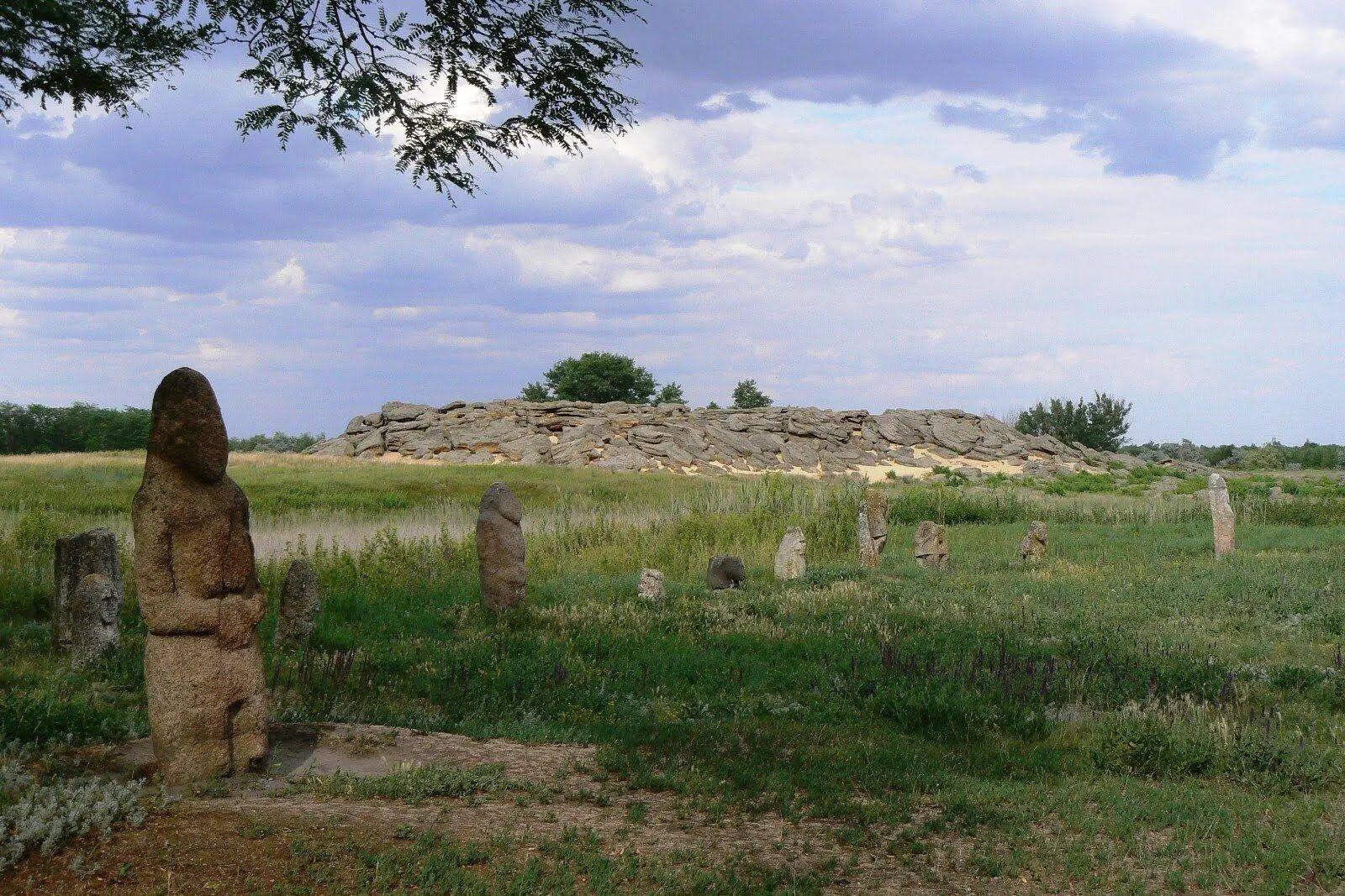 """Національний історико-археологічний заповідник """"Кам'яна могила"""""""