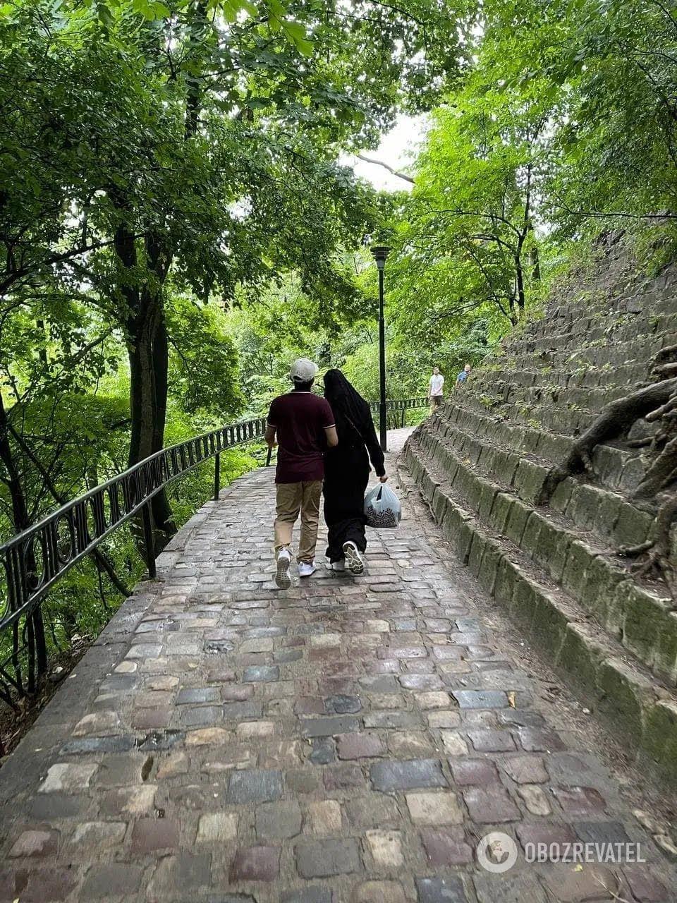 Саудитів в Україні приваблює природа, а не міста