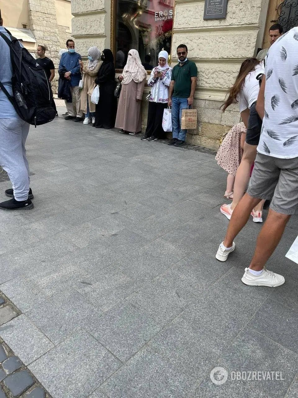 Туристам із Саудівської Аравії подобається Україна