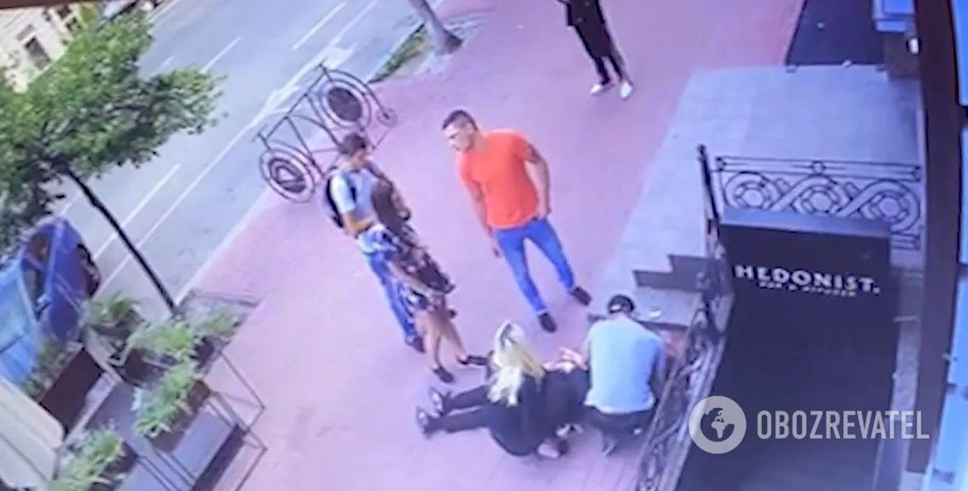 Співробітник УДО побив танцюриста біля гей-клубу в Києві