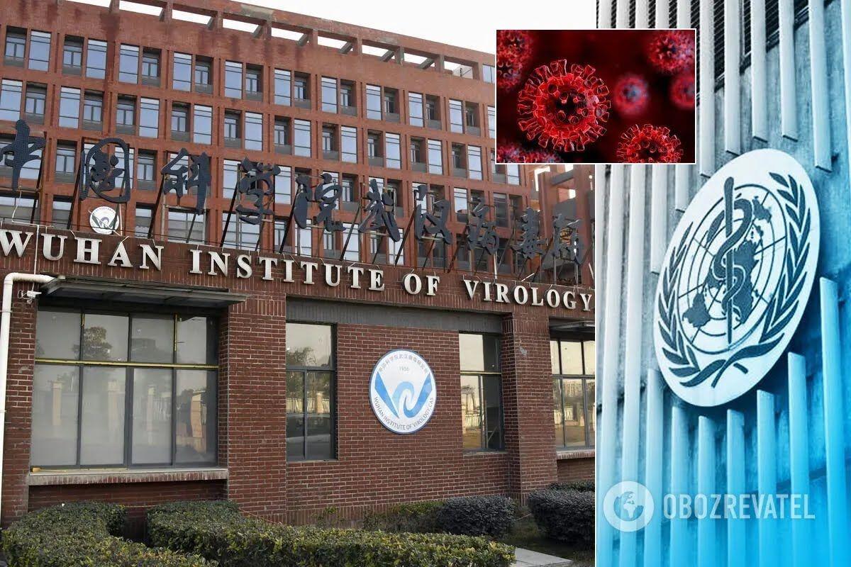 """Миссия ВОЗ проводила проверки в Уханьском институте вирусологии, но версию об """"утечке"""" COVID-19 не подтвердила и не исключила"""