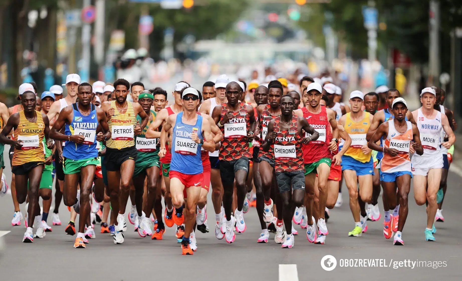 Український бігун Богдан-Іван Городиський не завершив марафон на Олімпіаді.