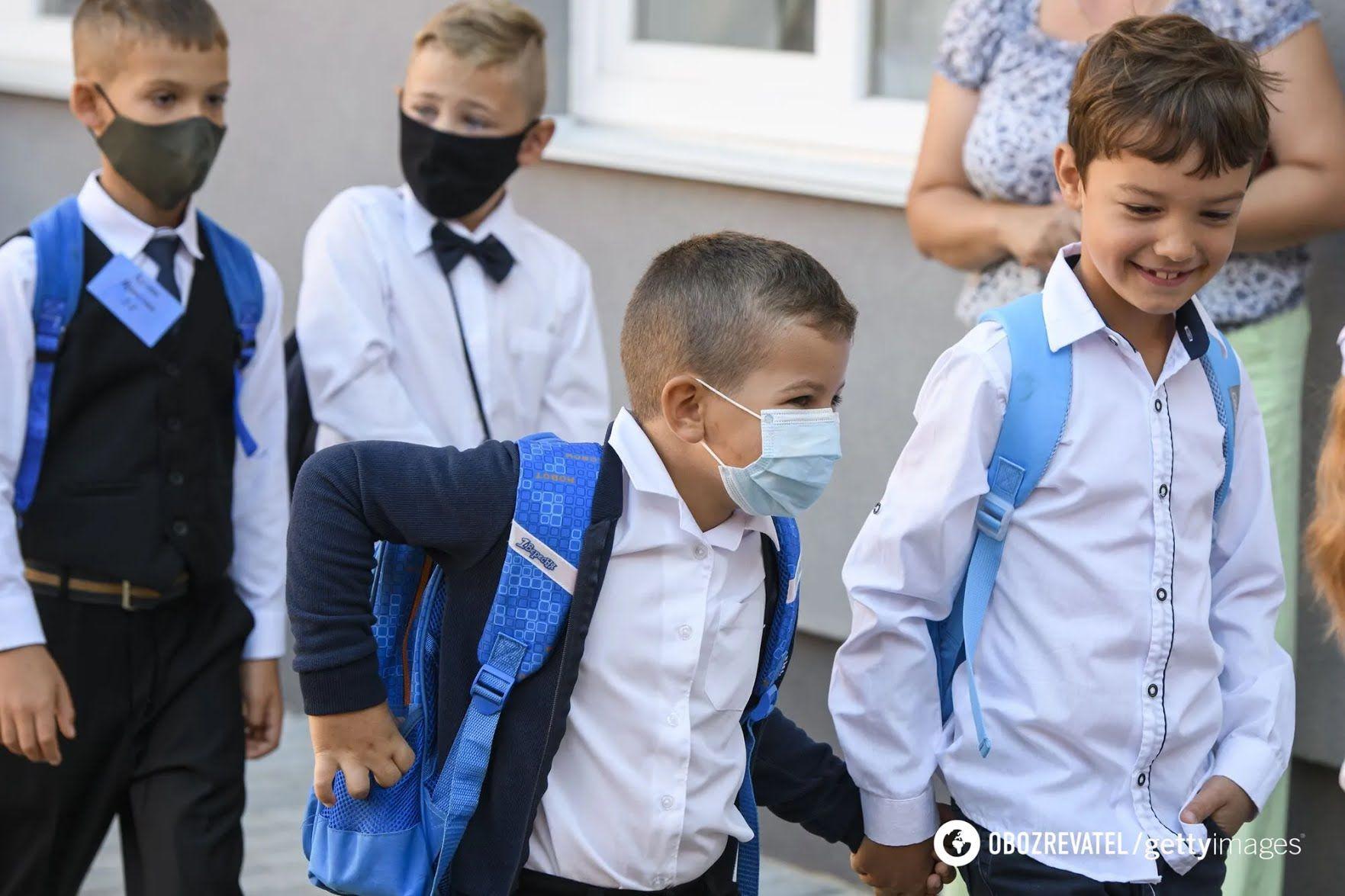 В Кропивницкому ученики 34 школ будут отдыхать две недели вместо одного