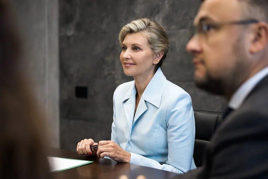 Елена Зеленская – супруга шестого президента Украины Владимира Зеленского