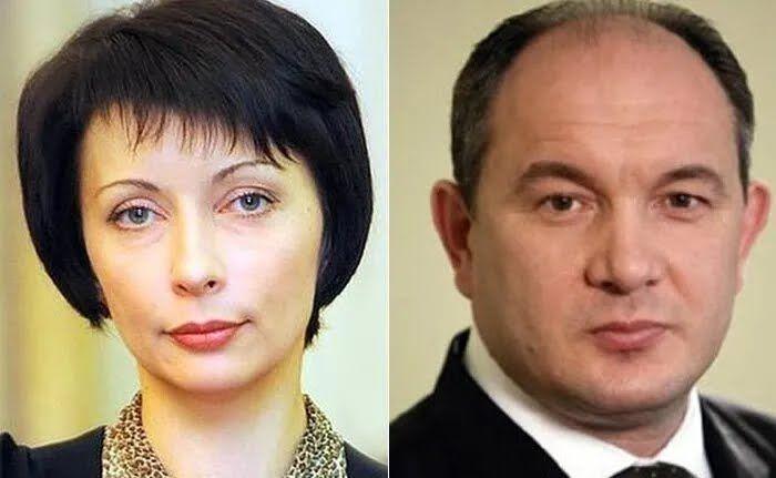 Елена Лукаш и Григорий Ильяшов.