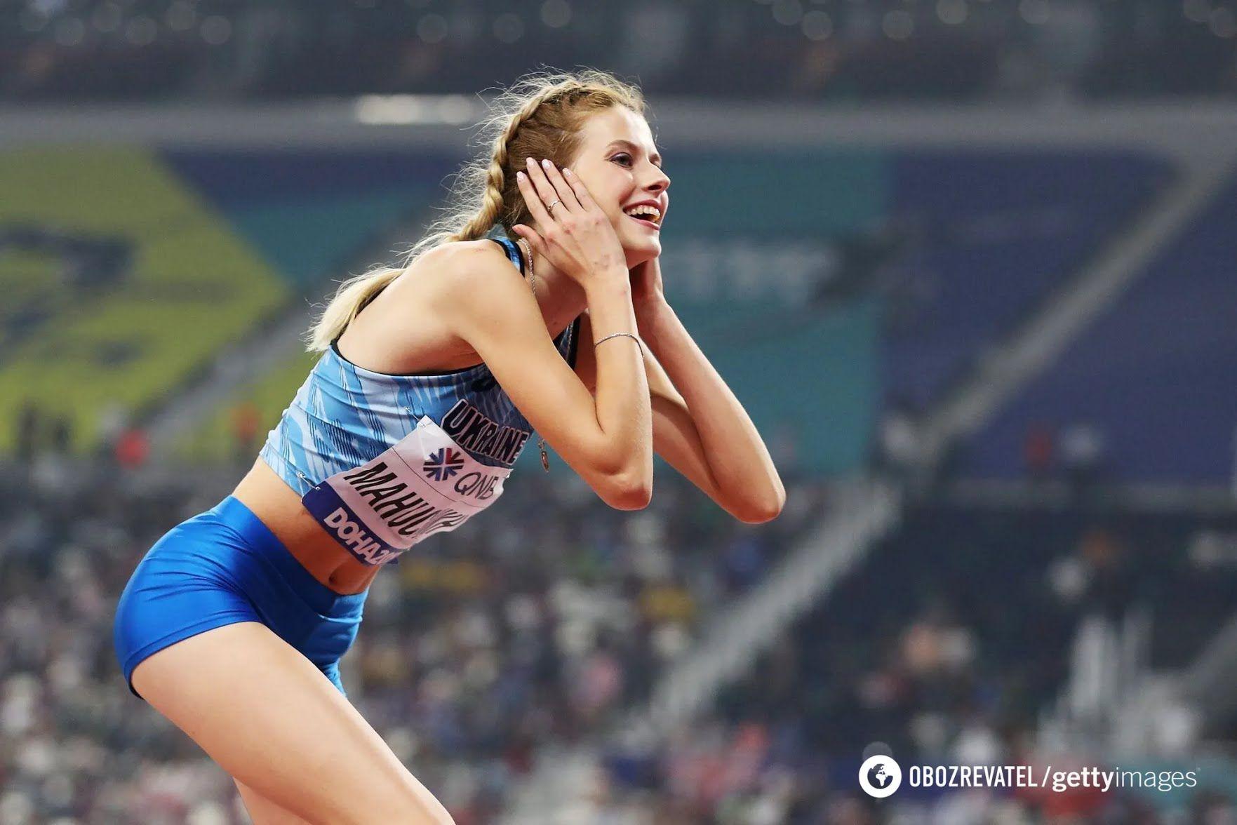 """Магучих называют главной претенденткой на """"золото"""" Олимпиады."""