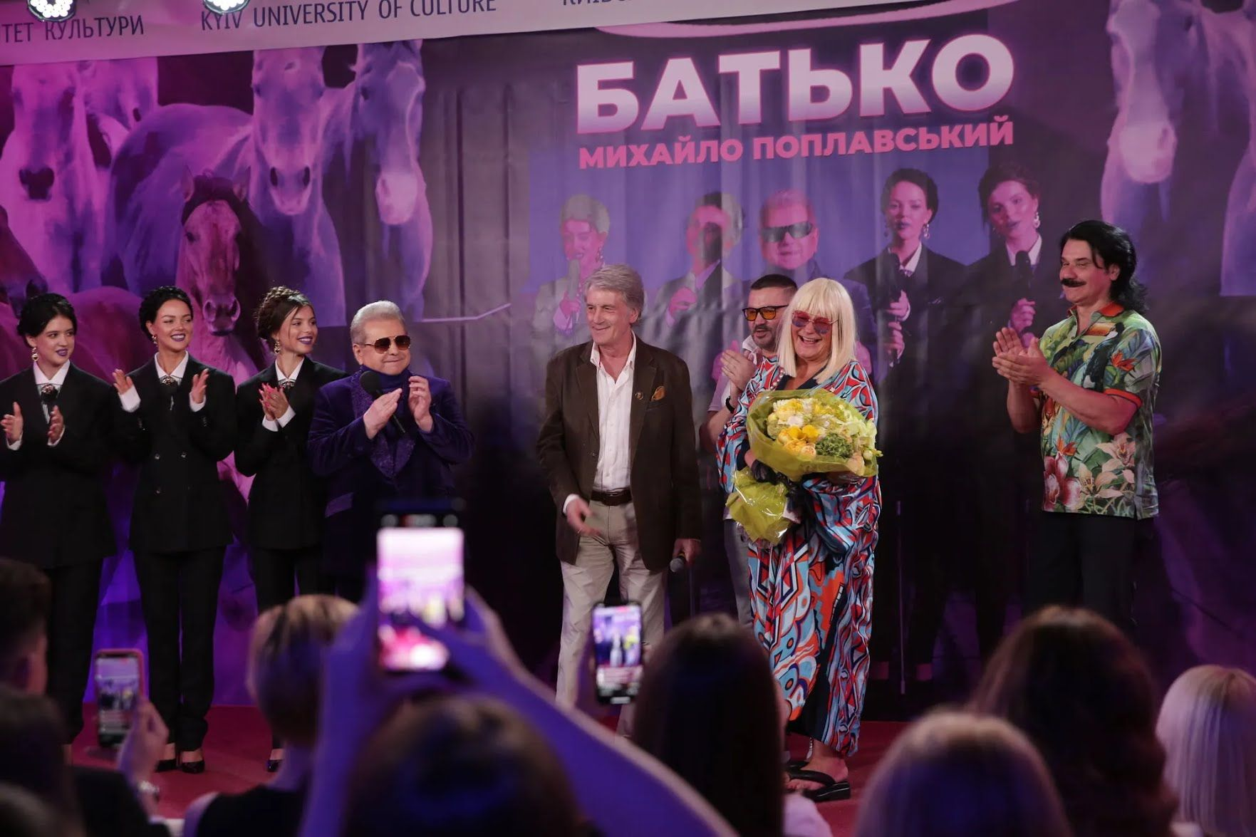 Михаил Поплавский увековечил своего отца в новом клипе