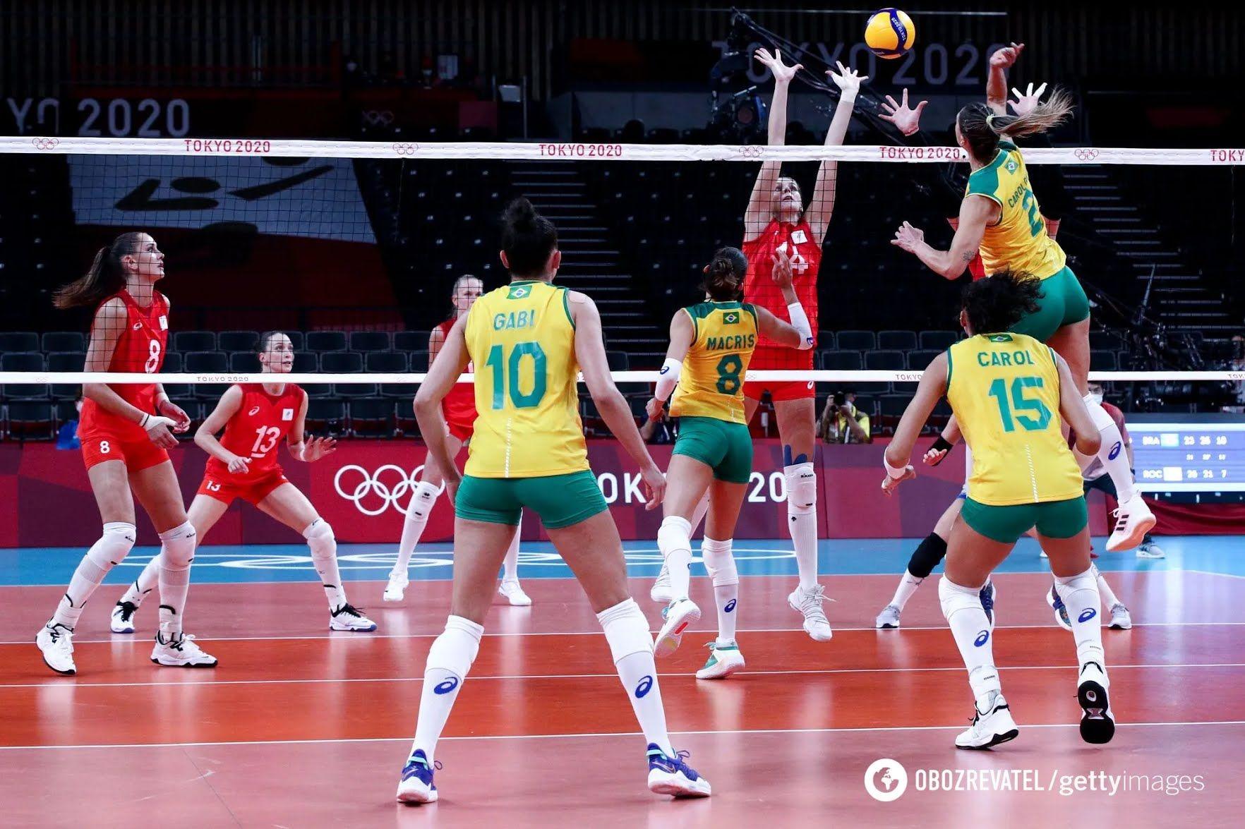 Россия - Бразилия