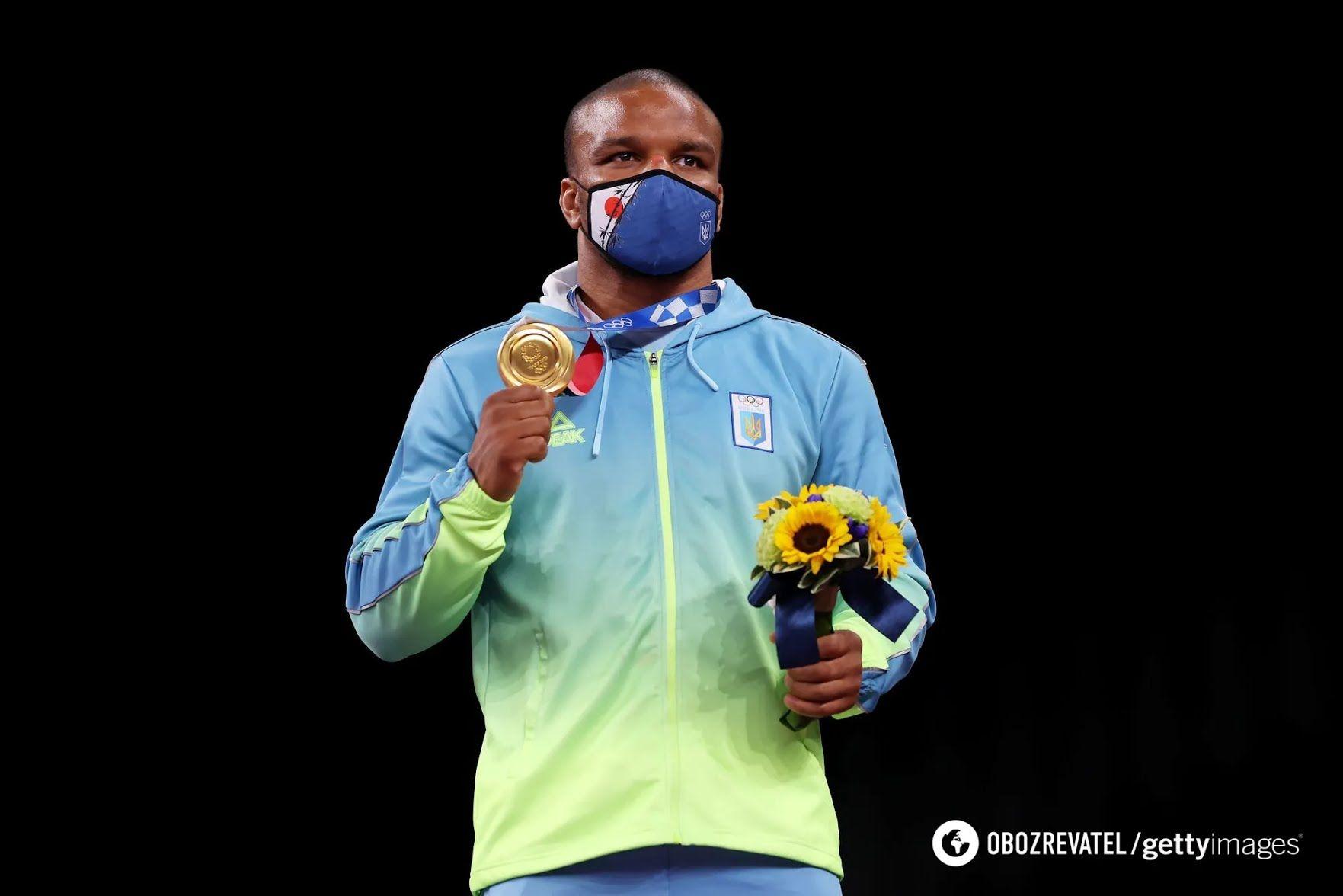 Жан Беленюк стал медалистом Токио-2020.