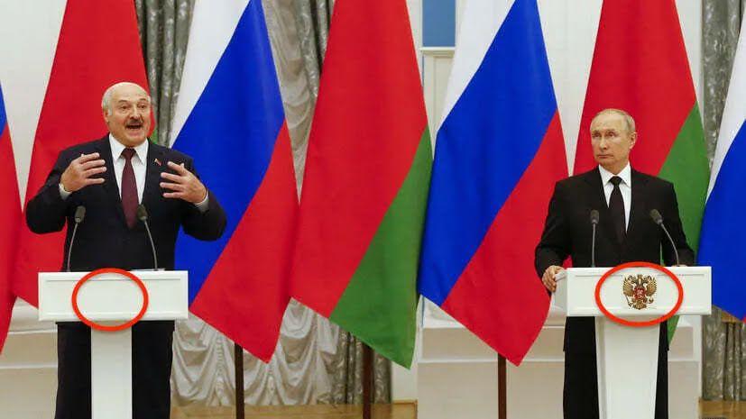 Цена дружбы с Россией: Лукашенко обменял суверенитет Беларуси на дешевый газ