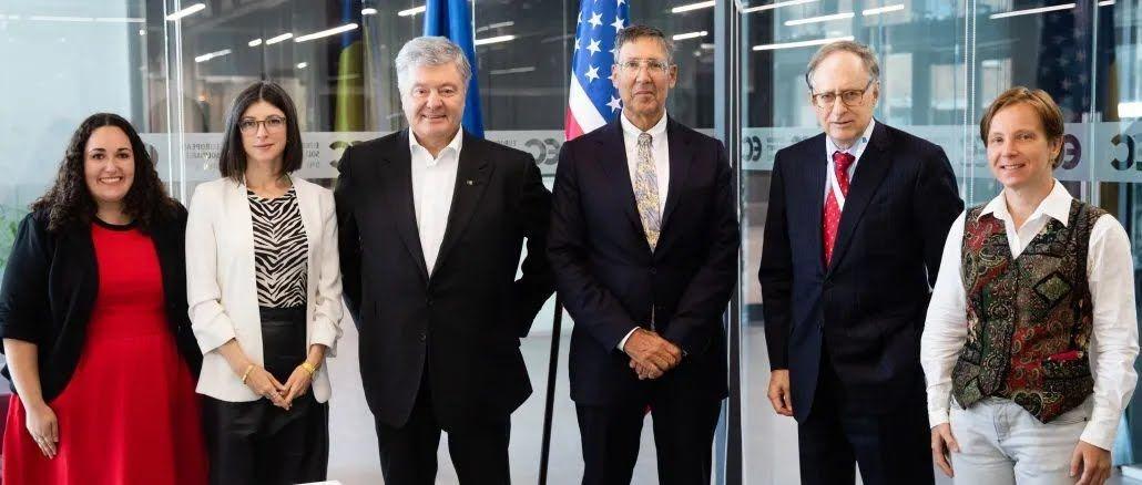 Участники встречи обсудили, что нужно Украине для вступления в ЕС и НАТО