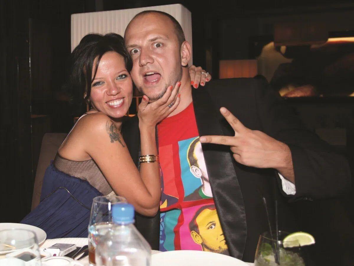Ирина Горовая и Потап поженились в 1999 году
