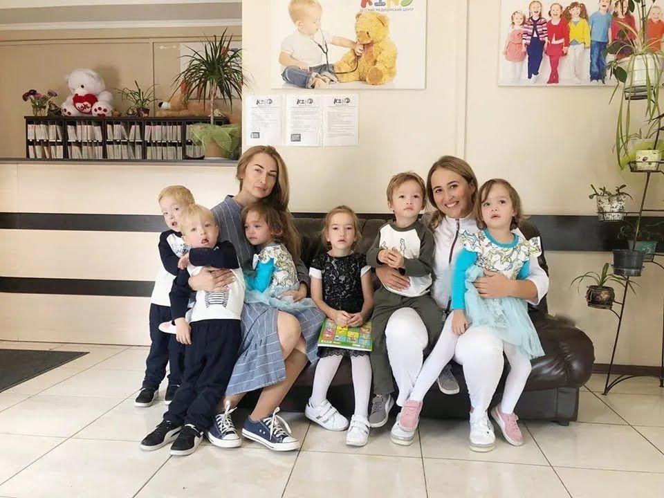 Як виглядають діти одеситки Оксани