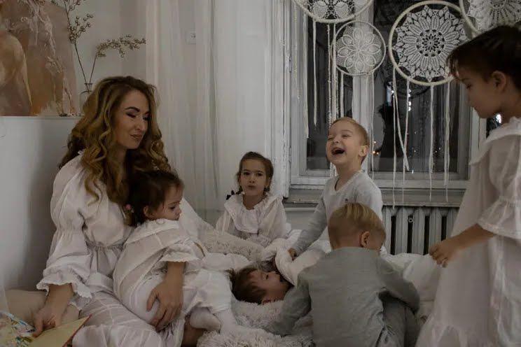 Як виглядають діти Оксани