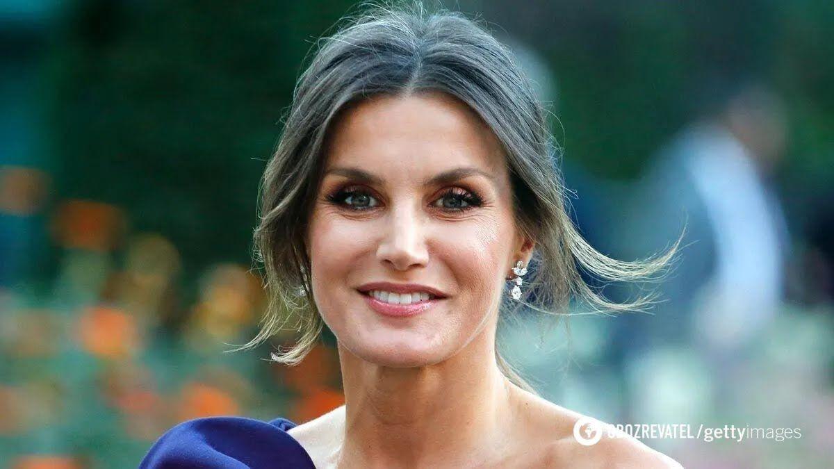 Испанская королева 49-летняя Летиция