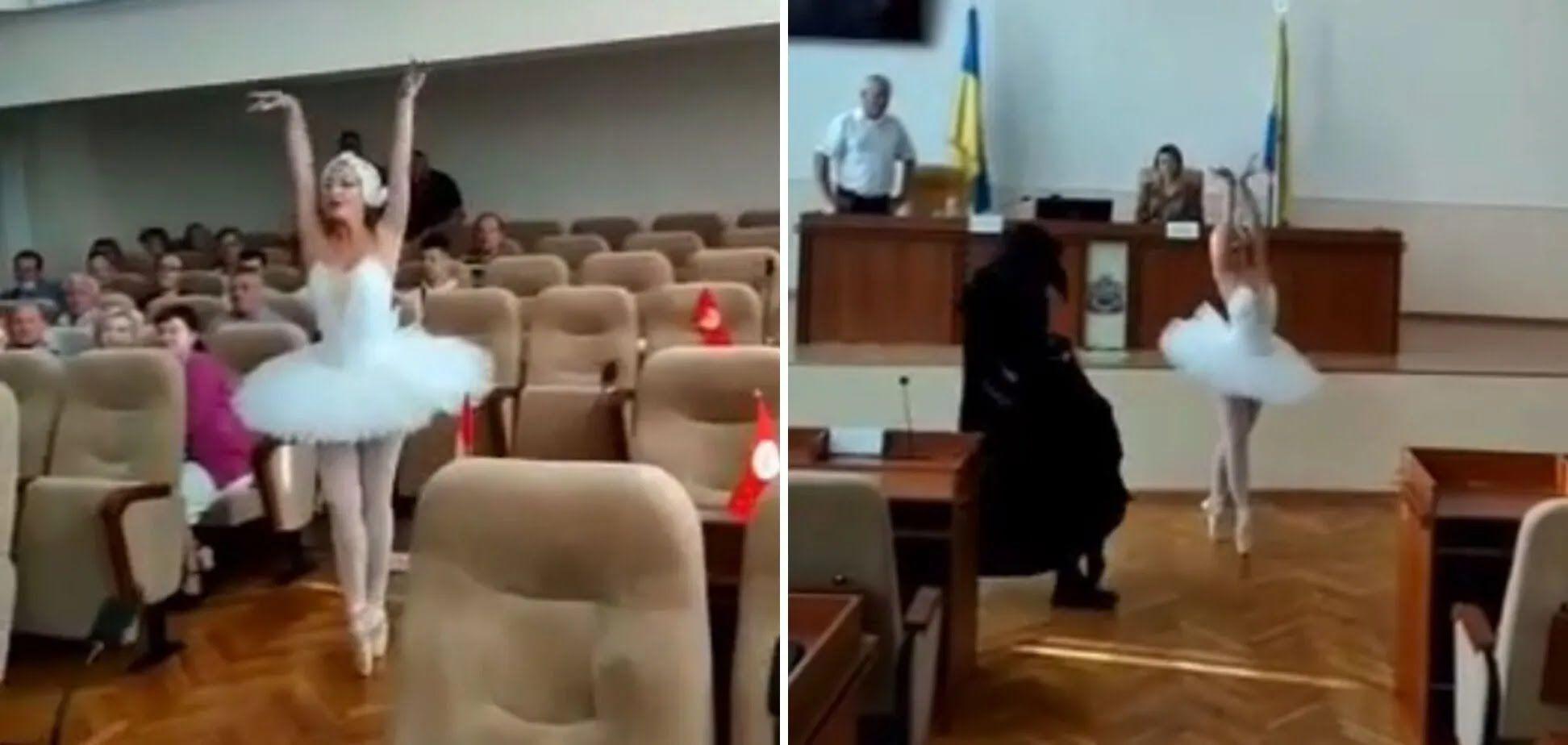 Виступ для Василя Гуляєва