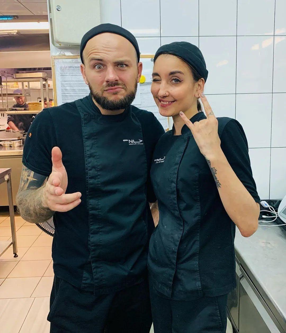 Клименко любила готувати