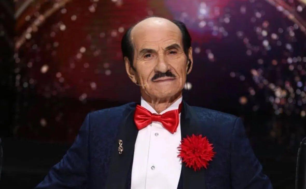 Григорій Чапкіс на шоу