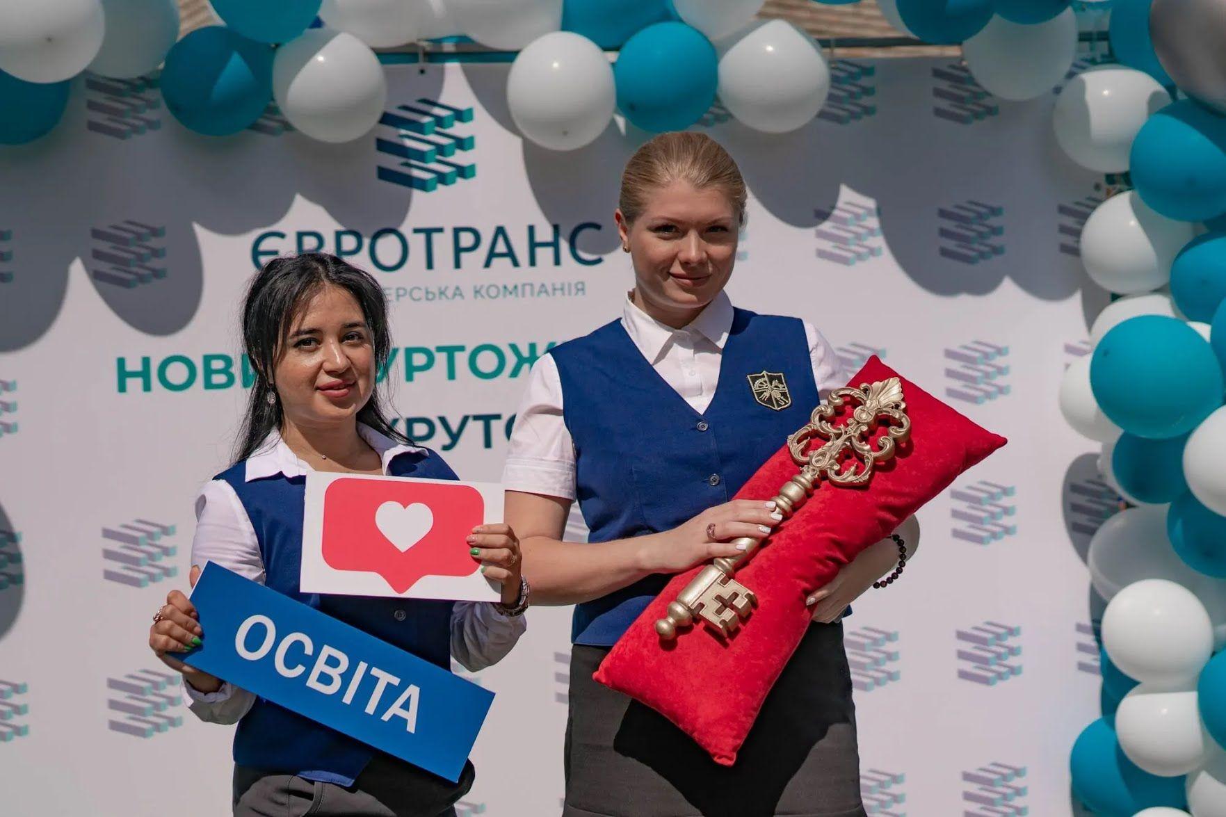 """""""Євротранс"""" завершив будівництво студентського гуртожитку в Києві. Фото"""