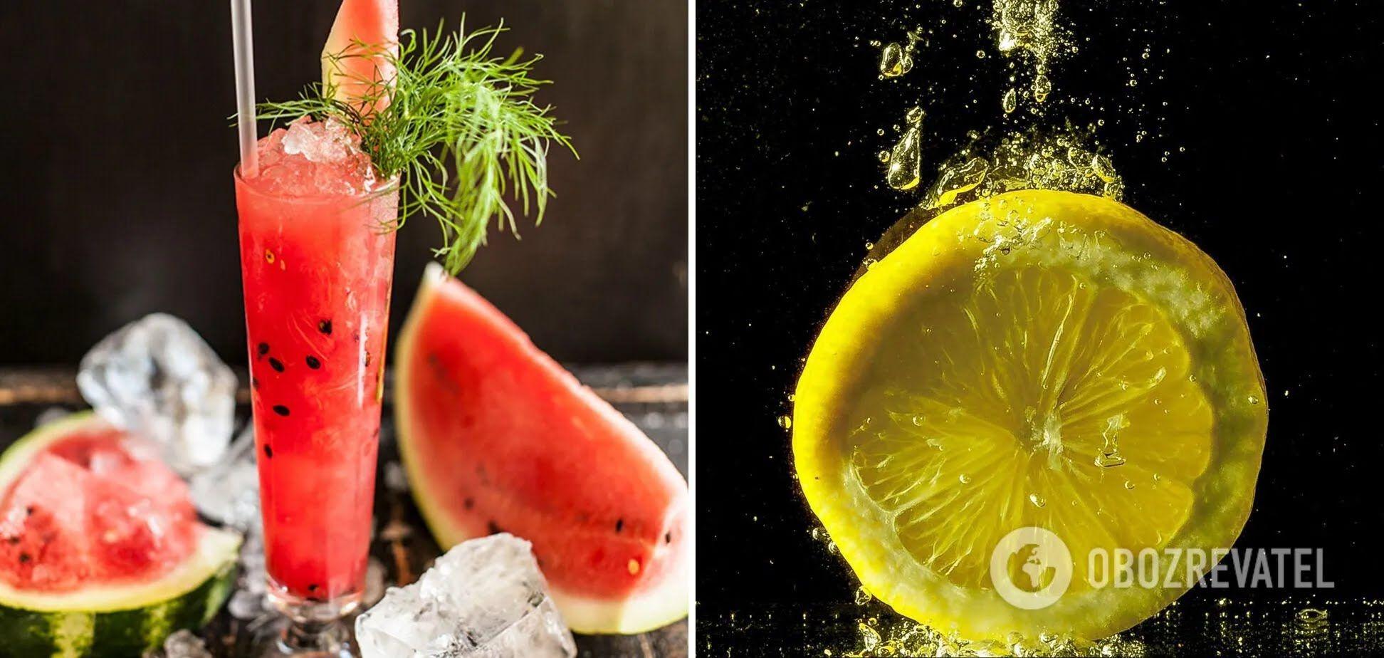 Сангрія – смачний освіжаючий напій
