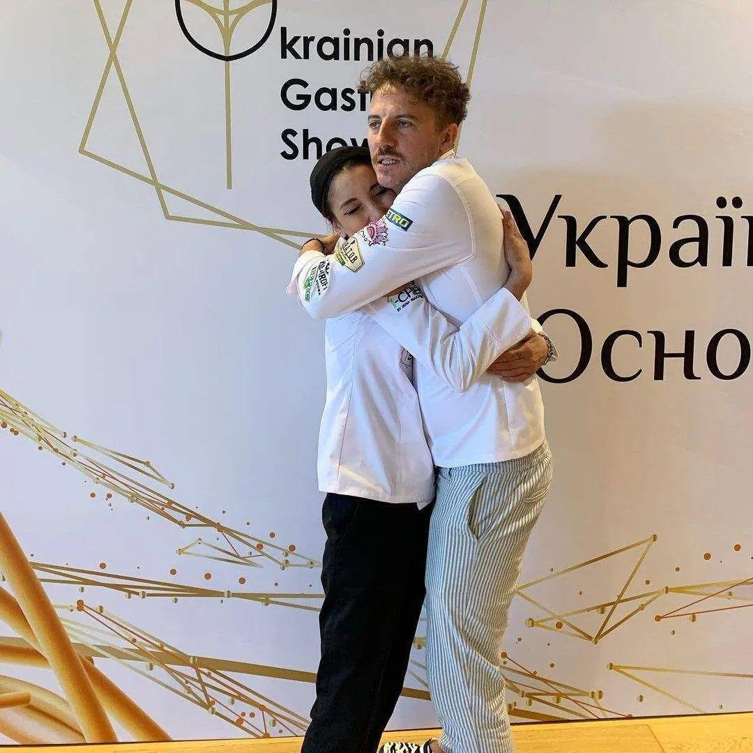Кулінарка Стелла Клименко з Клопотенком