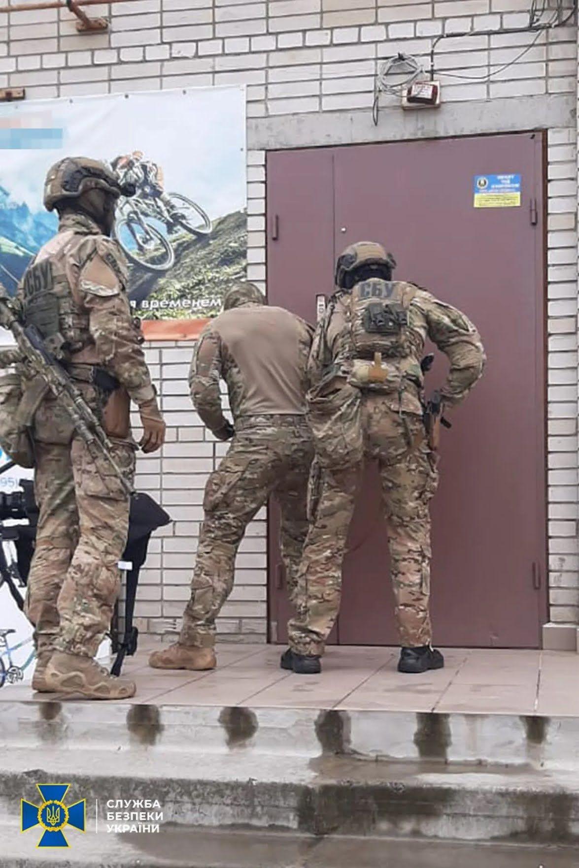 СБУ накрила кол-центр в Сумській області