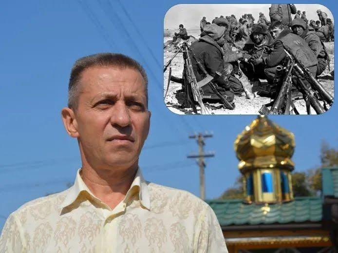 Борис Карганов пригадав, як воював 32 роки тому