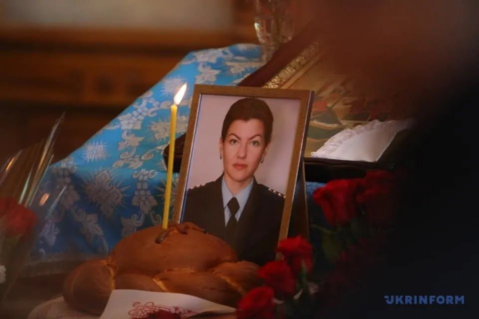 Поховають Гречищеву на міському кладовищі в Нікополі
