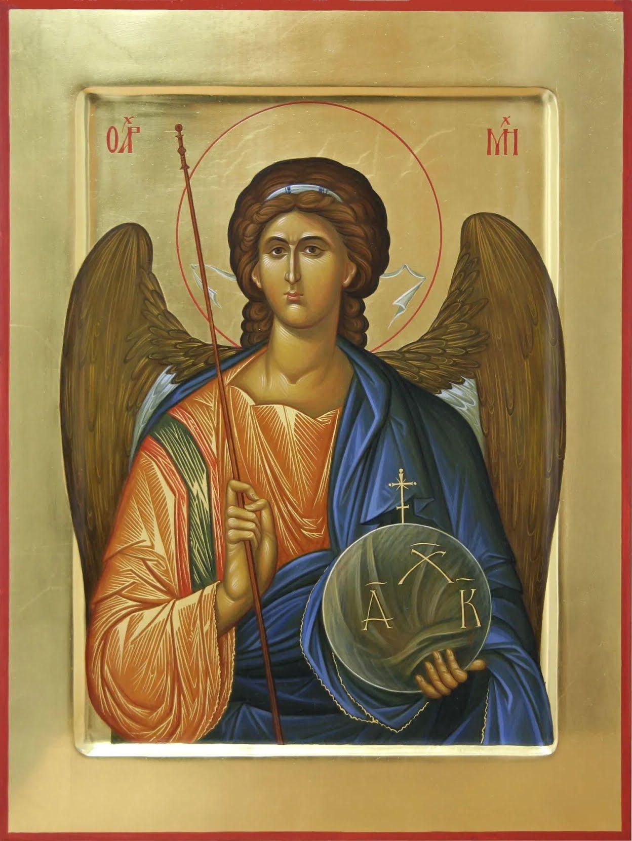 Архангел Михаїл – один з головних у християнстві ангелів
