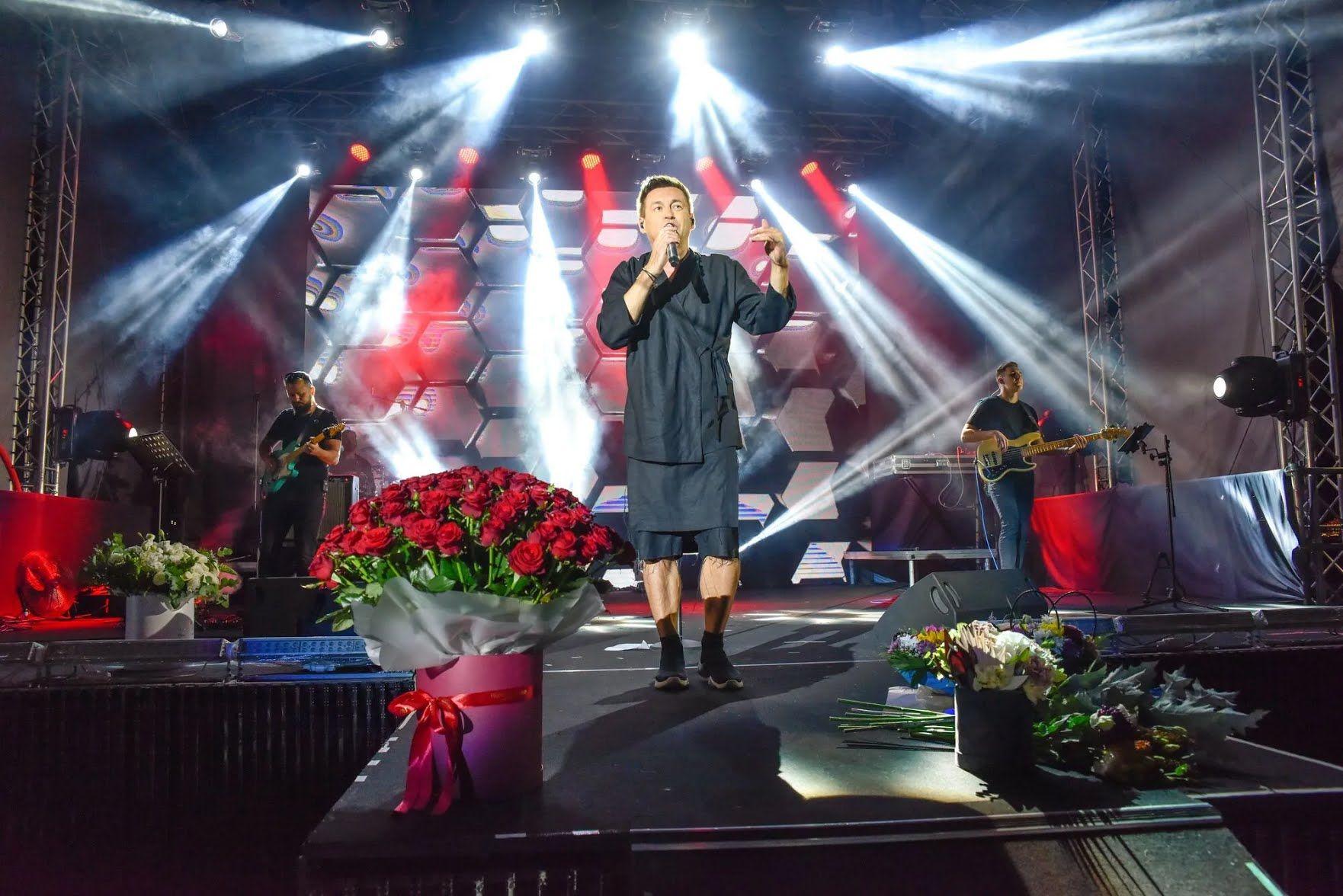 GENA VITER представив нову концертну програму