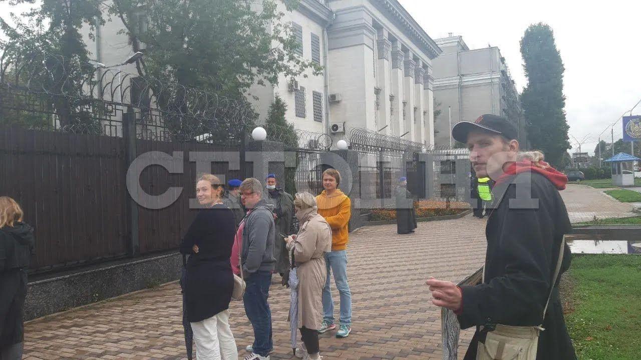 Вибори до Держдуми РФ у Києві.