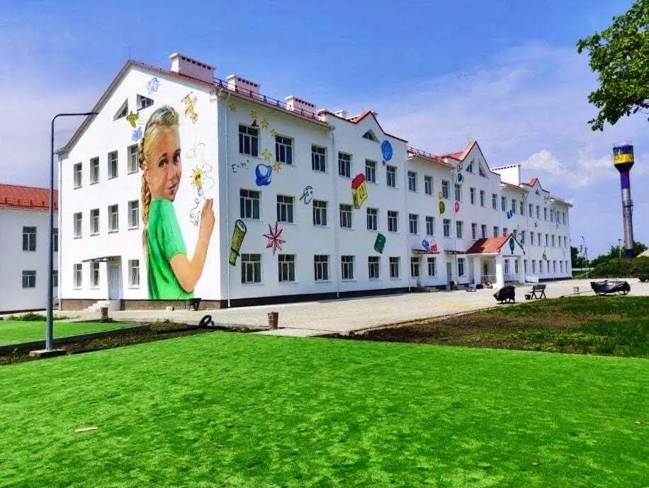 Школу начали строить еще в 2007 году
