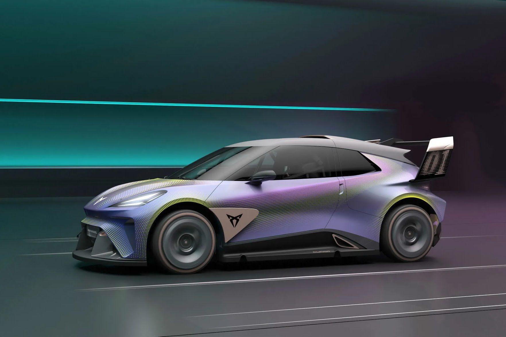 Автомобиль позволяет получить первое впечатление о новой модели на электротяге, дебют которой запланирован на 2025 год