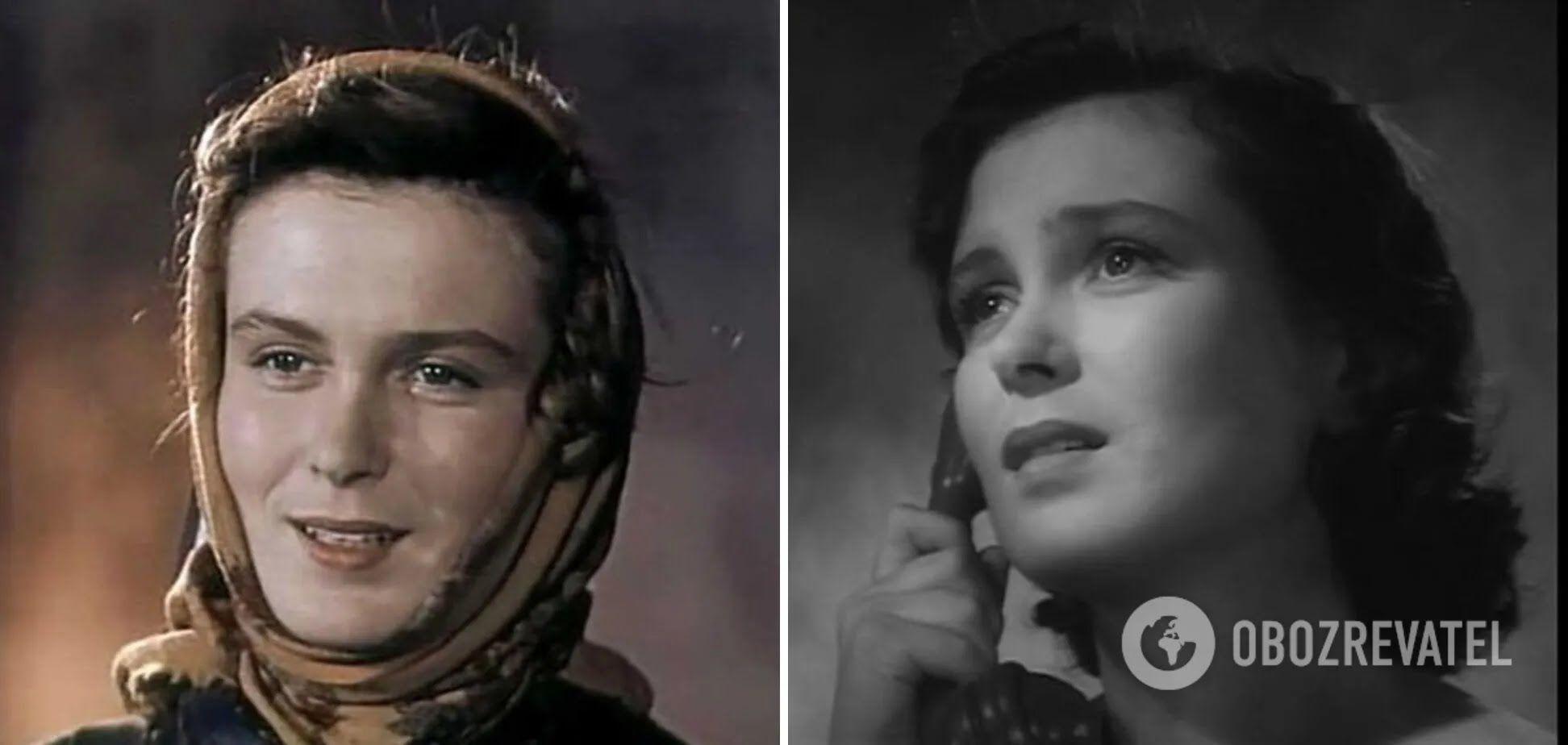 Изольда Извицкая снялась в двух десятках кинокартин.