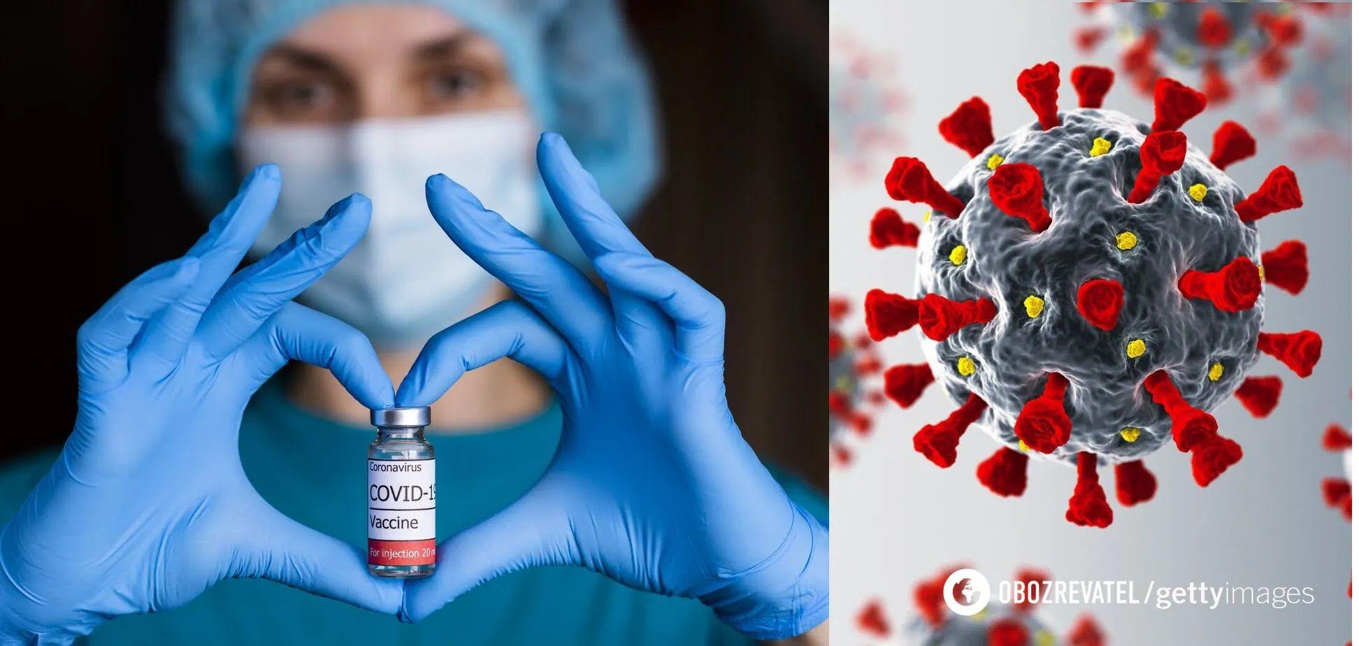 Вакцинація дає додаткові антитіла до природнього імунітету від COVID-19